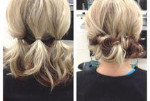 hair. / by Johnna Springer
