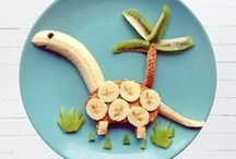 Kid-Friendly Food / Creative culinary inspiration and cute ideas to get your little ones on the path to healthy eating.