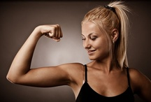 I Work Out! / by Becca DeMattia