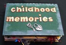 Childhood Items / Items I had as a child. / by Susan Clydesdale