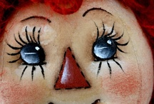 Raggedy Ann and Andy / by Judy Cox