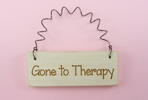 Therapy Ideas / In Therapy Now! / by Susan Clydesdale