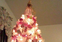 Pink and Pretty Christmas / by Barbara Utterback