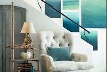 Cozy home corner