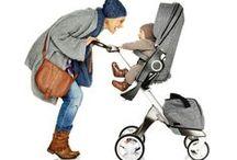 style | maternity & baby / by Elena Samarkina