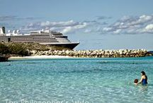 Caribbean Cruising / Balmy Breezes and Crystalline Waters.
