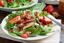 Recipes - Salads / by Jennifer Korich