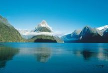 Asia Pacific / Enchanting, mystical and romantic. Travel with us to Australia, New Zealand, the South Pacific and Asia.