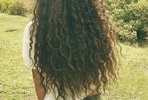 Girls w. Curls / a Curly Girl universe of photos and hair ideas  / by Lala Lopez