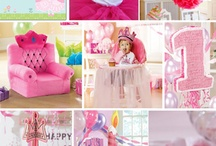 Baby Birthday Party Ideas / by Deb Venassa