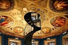 Spiral Stairway to Heaven / by Sonja Metz
