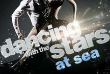 Dancing with the Stars: At Sea / Whether you like to Tango, Quickstep, Paso Doble, or sit back and enjoy watching the sizzling performances, our Dancing with the Stars: At Sea program offers guests an entirely unique experience on the seas.  For more details visit hollandamerica.com.     / by Holland America Line