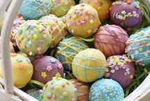 Easter Dishes & Treats / Recipes for Easter dishes and desserts.