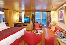 Staterooms and Suites / Every Stateroom and Suite is a gracious retreat!  / by Holland America Line