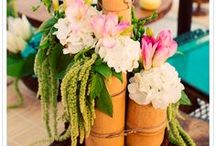 Tiki Shoot / Styled shoot with Edgeceptional Catering for Real Weddings / by Jordan Maxey Wilkinson