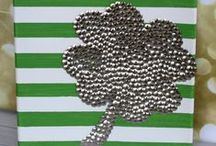 St. Patrick's Day / Crafts and Recipes for St. Patrick's Day / by Jamie Roubinek | Roubinek Reality blog