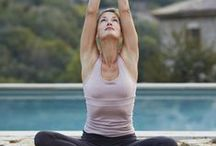 Yoga & Relaxing / Life is stressful. We've got meditations and other relaxation techniques to help you relax.