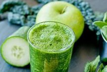 Healthy Smoothies & Juices / The best blends.