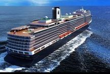 New Ship! Koningsdam / Holland America Line's new ship, ms Koningsdam, will set sail in April 2016. Follow along for photos and updates: http://bit.ly/1AAsZzY / by Holland America Line