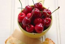 Happiness is a Handful of Cherries / Very cherry recipes just for you. From sweet cherries to tart cherries, we have delicious ideas on how to enjoy all your favorites!
