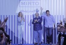 MIRTO FASHION SHOW SS 2016 #WeLoveBlue