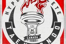 Hyper Taekwondo Athlete / Get'n Hyper for Olympic Taekwondo.