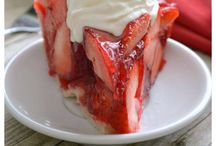 Sweet On Strawberry / Recipes sweet, savory and strawberry!