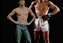 Bruce Lee & Muhammad Ali Quotes / Powerful and Inspiring quotes from two of the greatest of all time.
