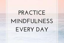 Meditation + Mindfulness