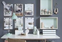 studio + workspaces / Inspiration. / by karen martinez