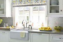 kitchens / by Maggie Griffin Design