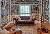Books&Libraries  / by Emma Taliercio