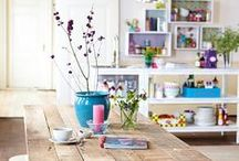 For the Home / Bits and pieces for a beautiful home / by Valerie Howes