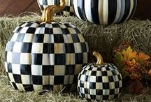 Fall Decor & Halloween / One of my favorite times of the year! Gorgeous decor and creative ideas! / by Krista Selene Roman