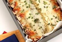 Casseroles and Pasta / Always a favorite! / by Vicki Zahn Parsons