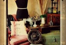Ideas for My Flea Market Home / by Rustbelt Treasures Vintage