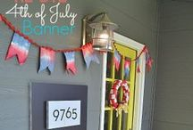 DIY Patriotic Projects / by Tatertots and Jello .com