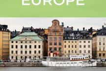 Europe Travel / Group board: Destinations and tips to help create your dream trip to Europe. RULES: Vertical pins only. No more than 3/day. Repin 1 per pin you add. Or more.
