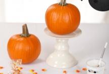 Seasonal Ideas:  Halloween