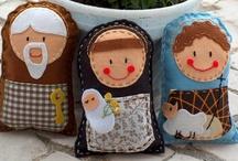 Catholic Kids/Crafts / by Terri L.K.