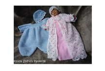 crochet babies / by Vickie Bevens