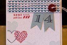 Valentinskarten / Valentine Cards