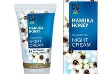 Manuka Honey Skincare / Manuka Health provide a range of personal care products which moisturize, protect and pamper the skin naturally, by harnessing the anti-bacterial and nourishing properties of MGO Manuka Honey.  Visit www.manukahealth.co.nz for more information or www.themanukashop.com to order from anywhere in the world.