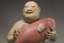 Sculpture/ceramics / by Karen Anne Glick