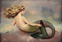 Mermaid tat