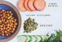 Vegetarian Vegan Paleo / by Katie Sharitt