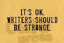 Writer's Motivation / by Jolene Navarro