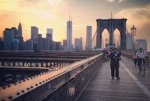 New York New York / by Jolene Navarro