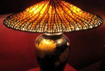 Tiffany Lamps / by Ramona Conrad-Cooper