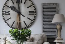Industrial Chic for our Home / by Natalie Foster